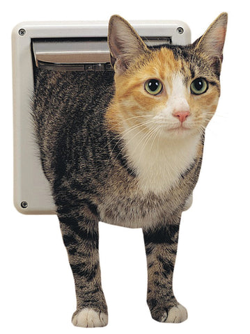 door - locking cat 2-way      6