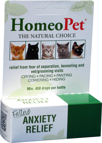 anxiety relief feline 15ml