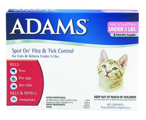 adms f&t spt-on cats 3m/<5 )