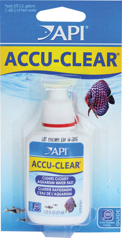 accu-clear 1.25oz            72