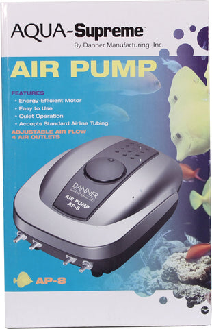 Aqua-supreme Adjustable 4-outlet Air Pump