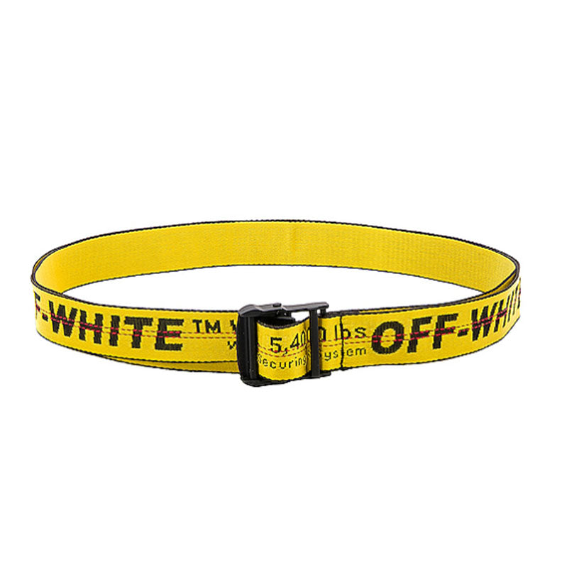 OFF WHITE - INDUSTRIAL BELT