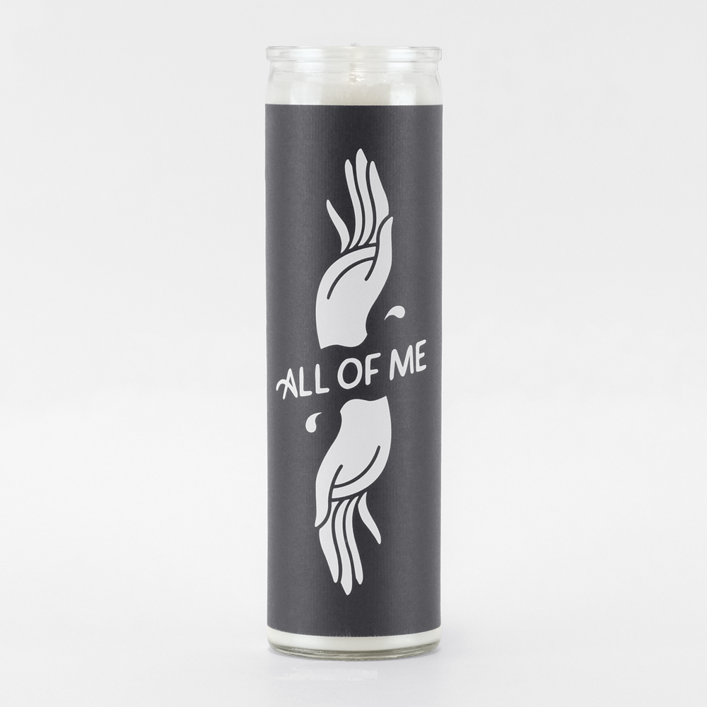 All of Me Christian Catholic Prayer Candle | PAL Campaign
