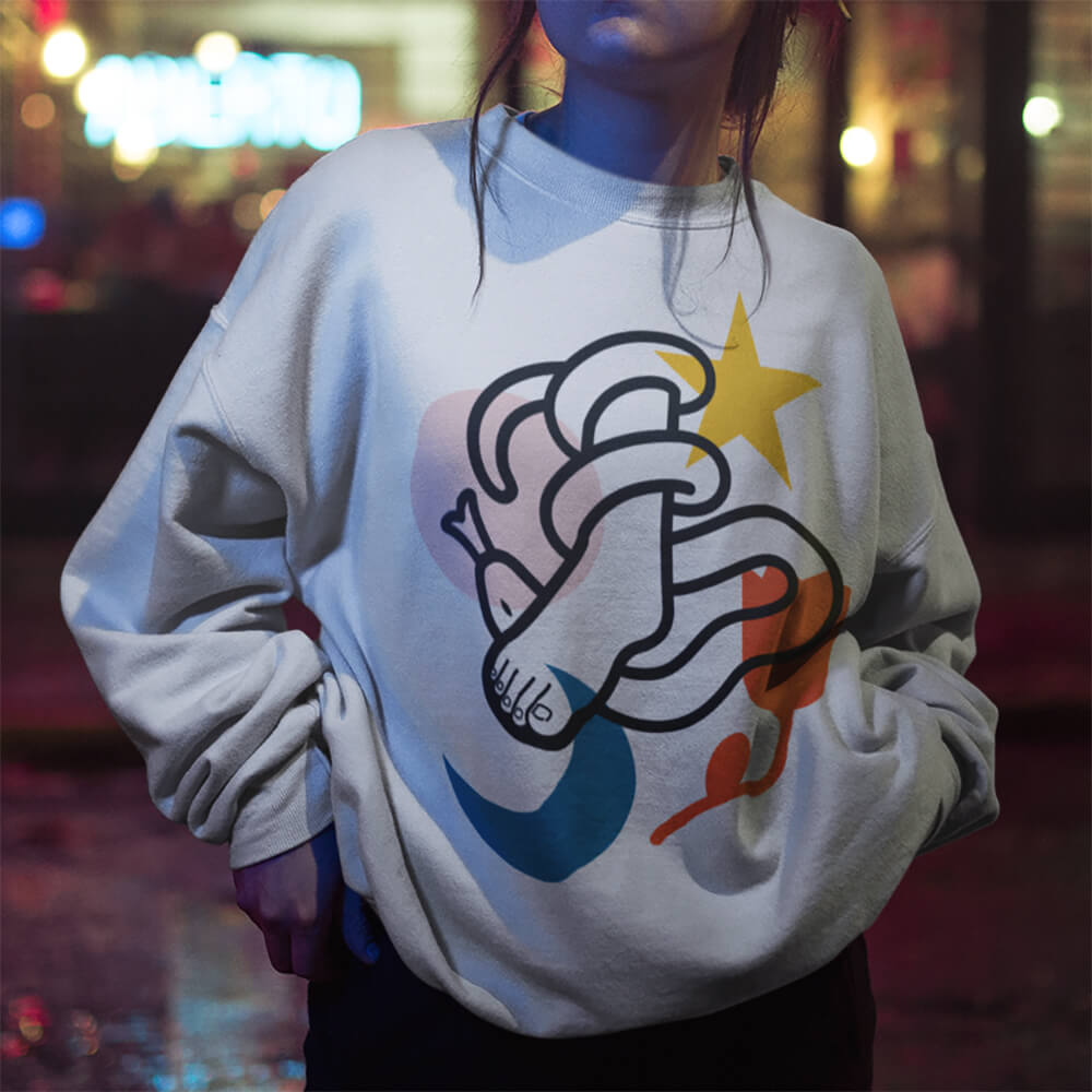 Crush Crewneck