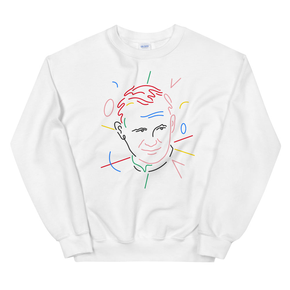 JP2 Christian Catholic Crewneck Sweatshirt | PAL Campaign