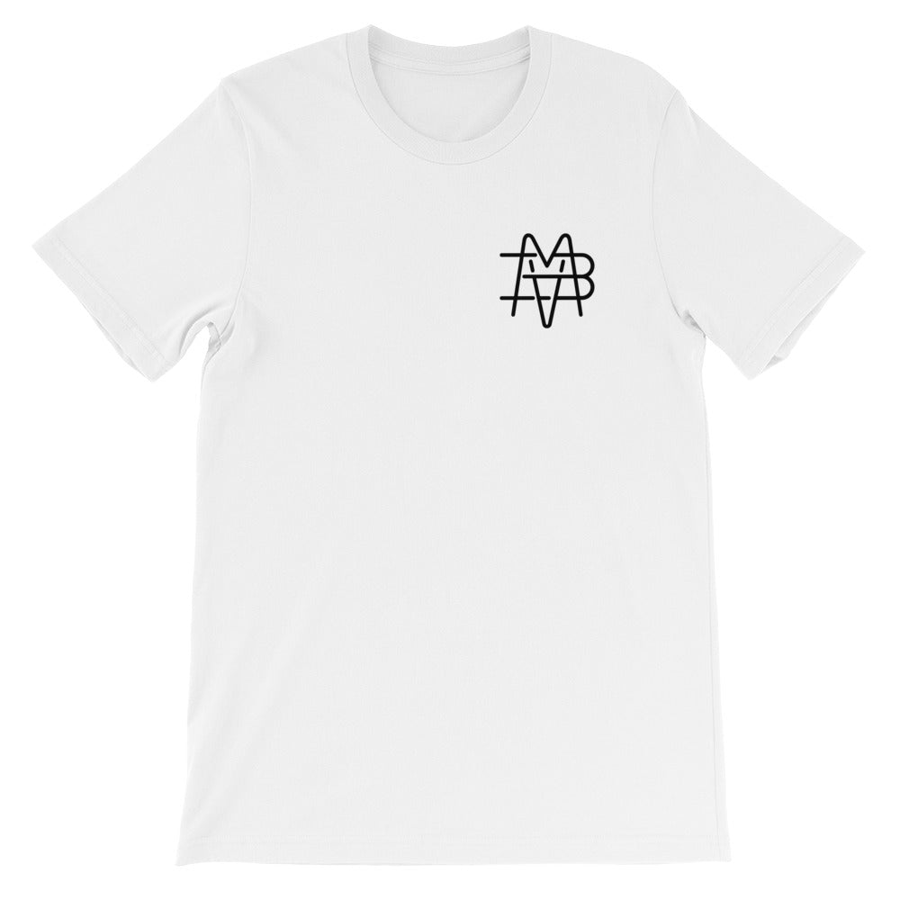 BVM Monogram T-Shirt (White) | PAL Campaign
