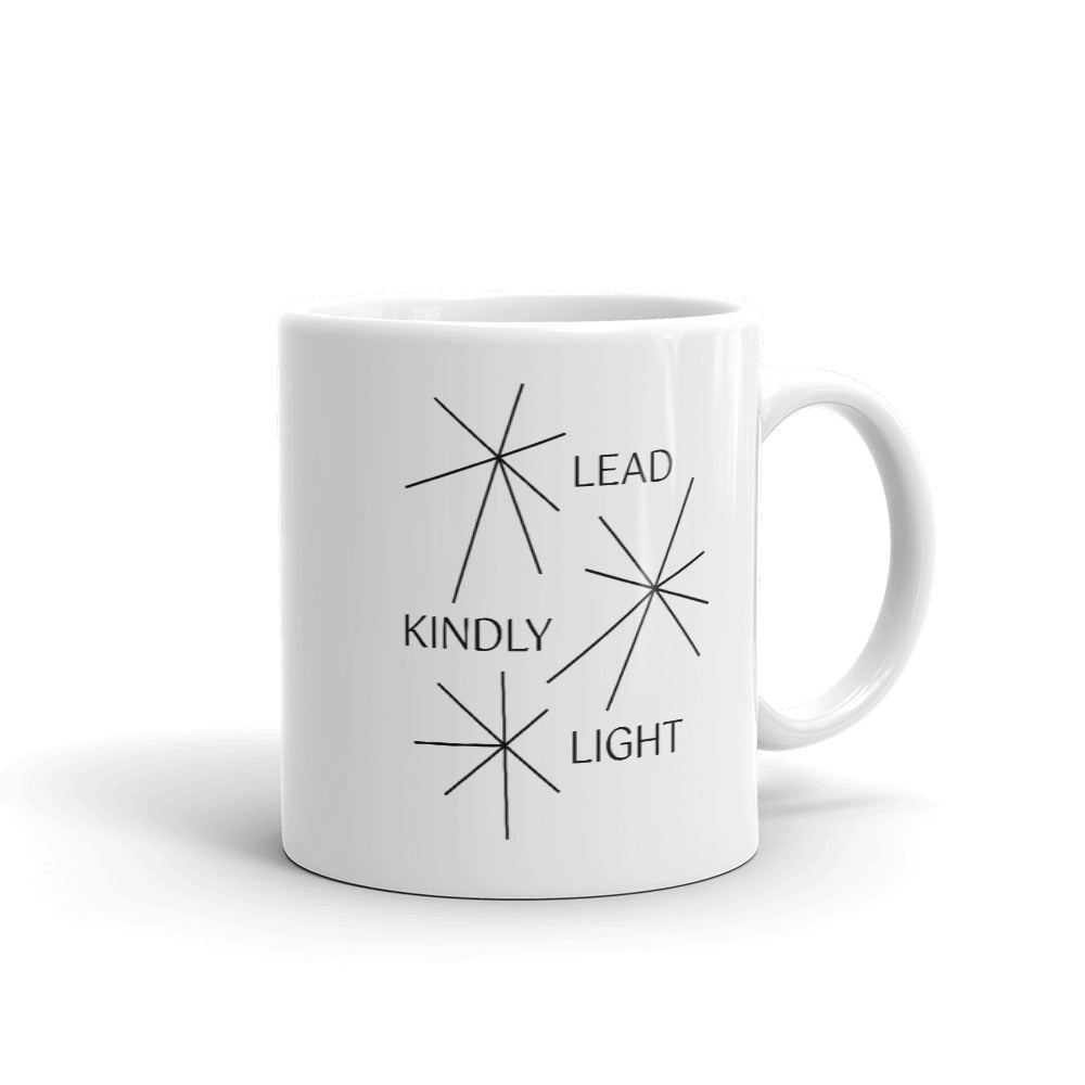 Lead Kindly Light Christian Catholic Mug | PAL Campaign