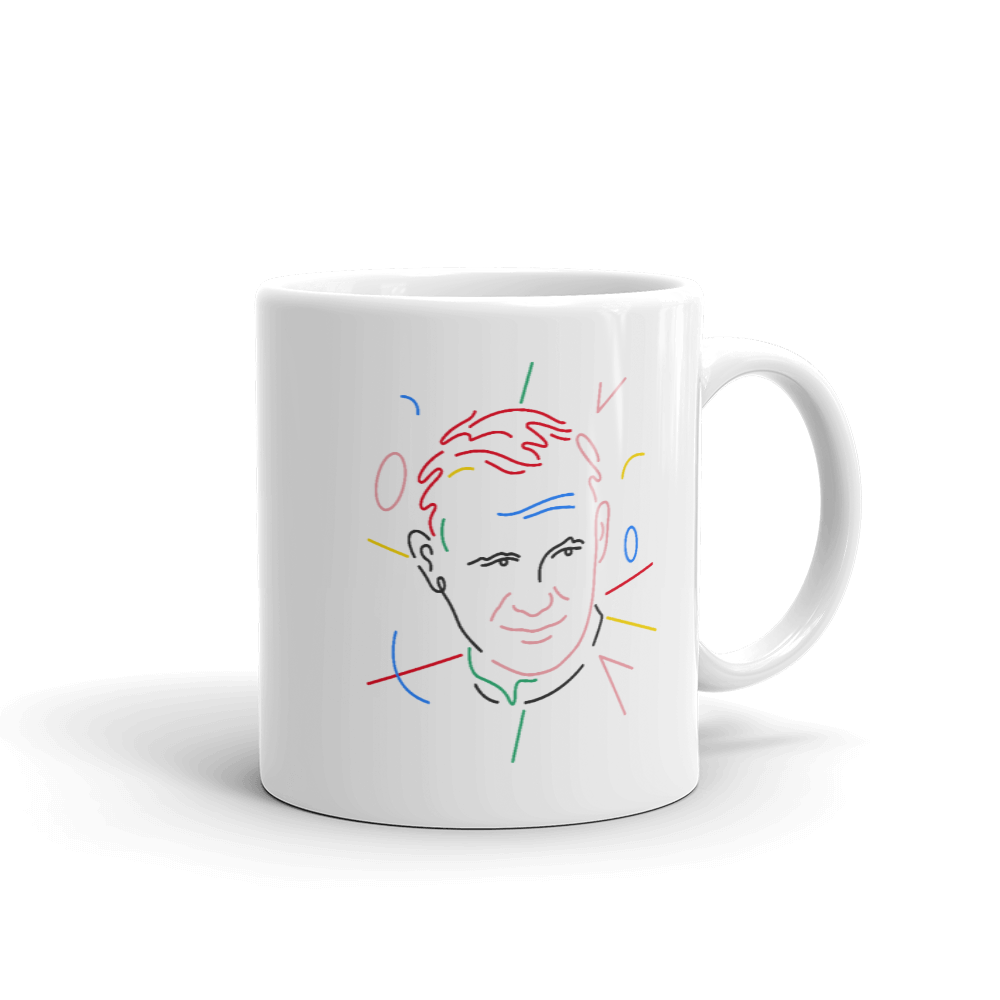 JP2 Christian Catholic Mug | PAL Campaign