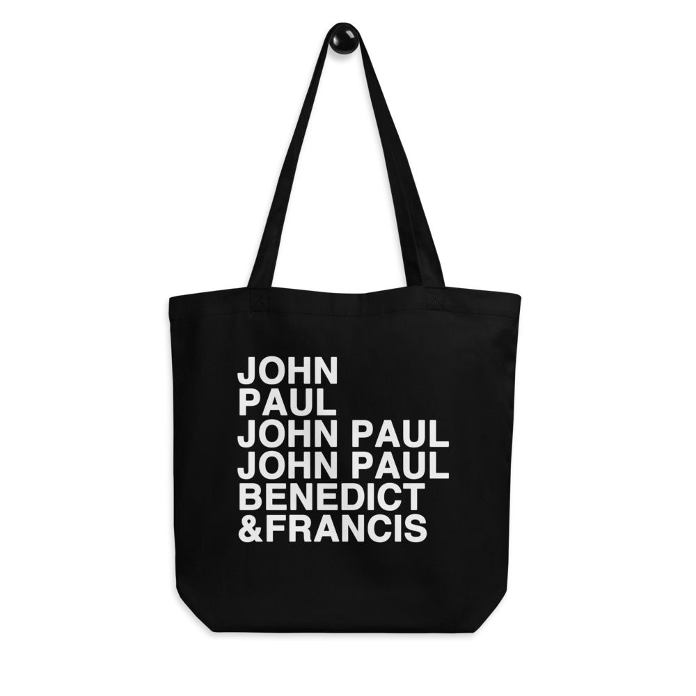 Popes Tote Bag