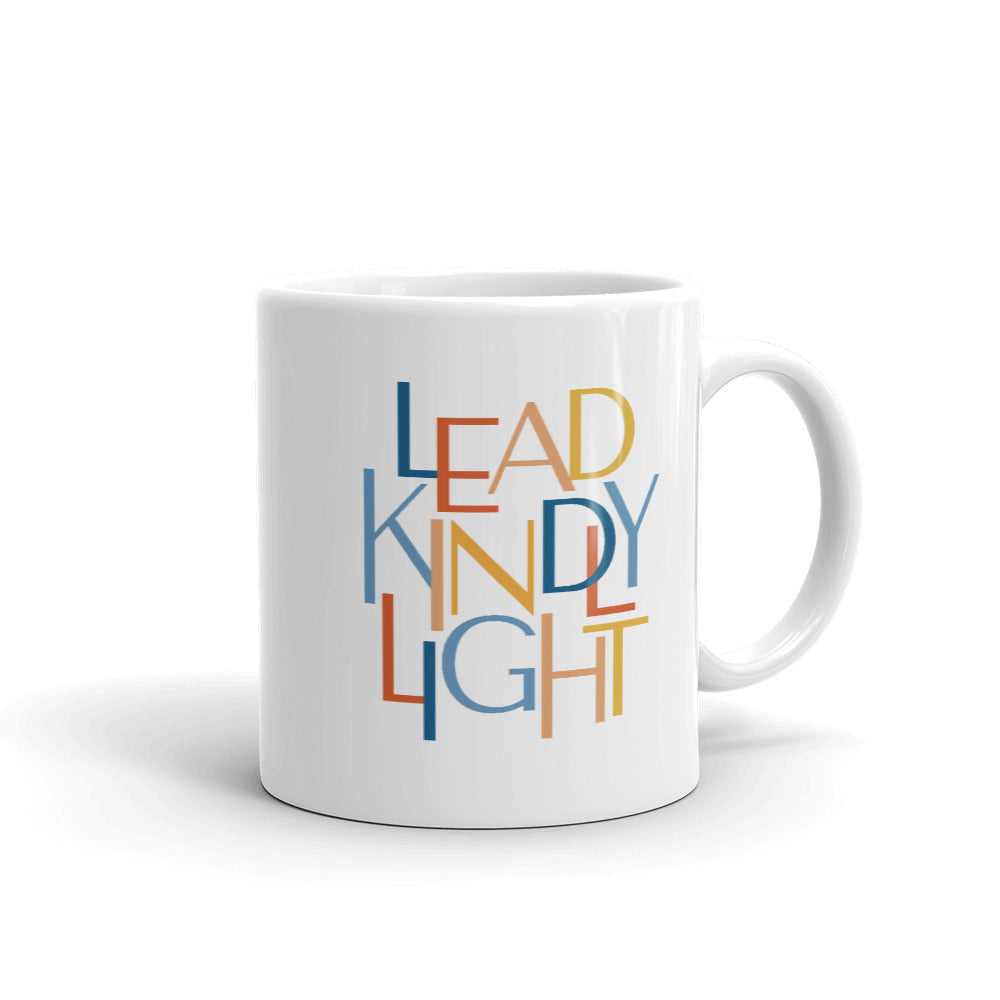 Lead Kindly Light Christian Catholic Type play color Mug | PAL Campaign