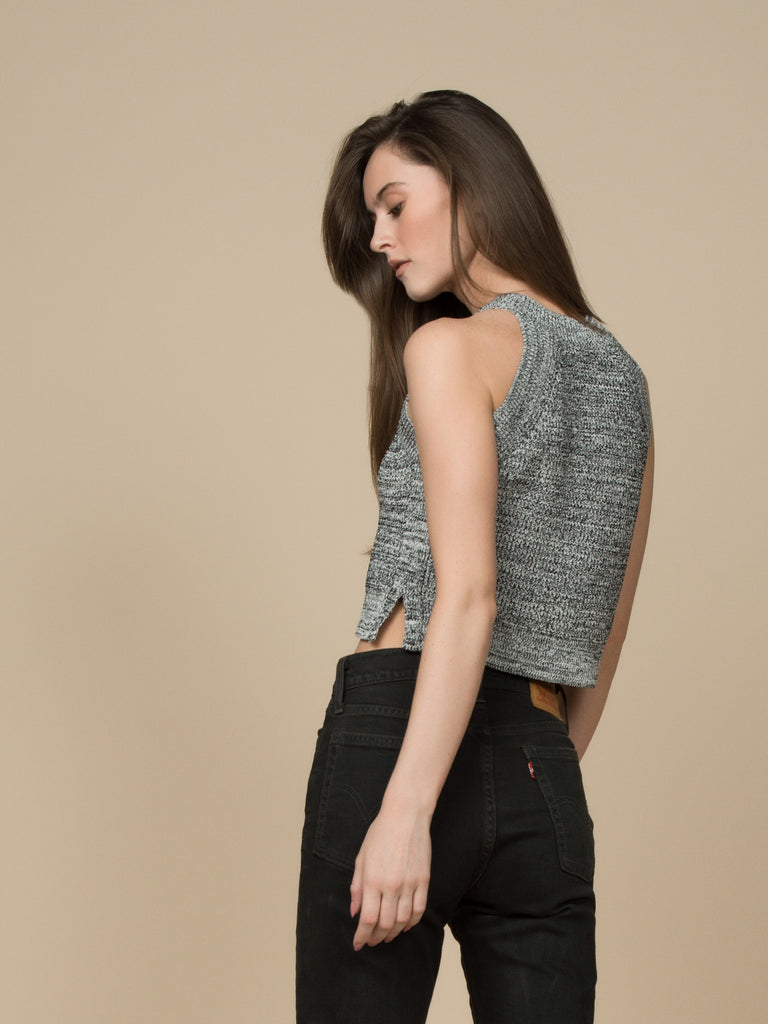 Ianly Knit Top - Souley Clothing