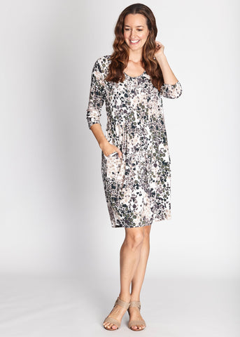 Cordelia St Print Pocket Dress