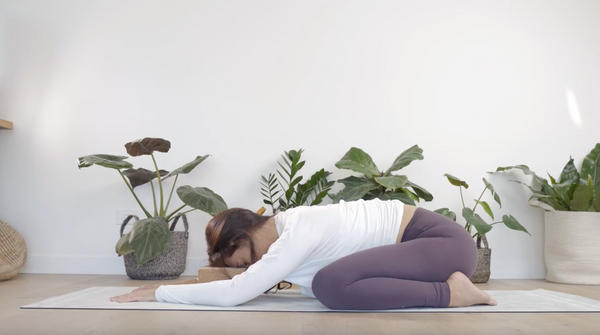 Yoga to calm a busy mind ~ with Emma Ceolin