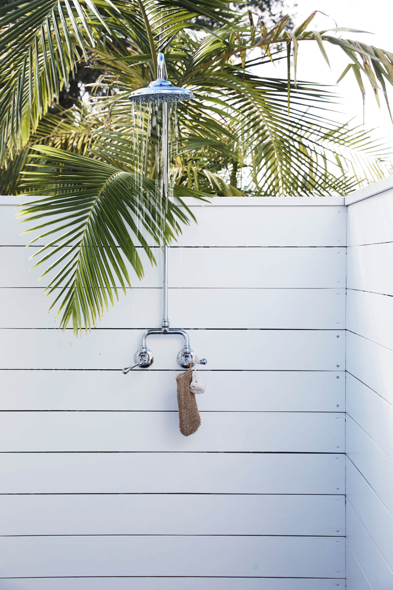 Byron Bay Outdoor Shower