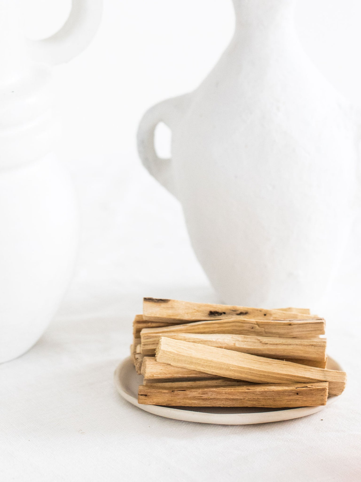 How to use Palo Santo