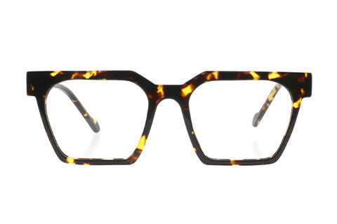 Useage Large - Brown Tort Optic
