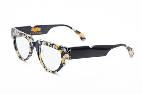 Triage - Black/ Cream Optic
