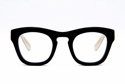 Yager - Black Optic - AgeEyewear