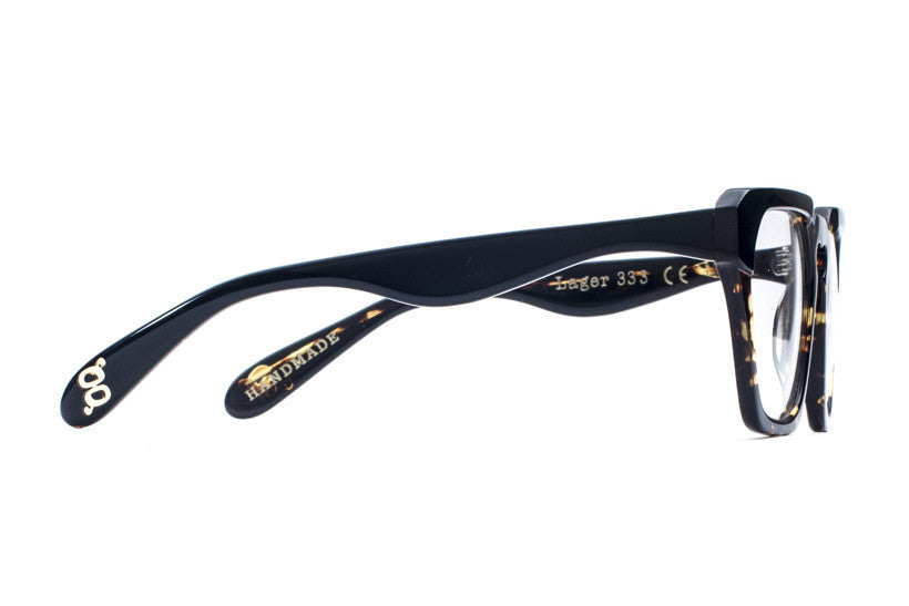Lager - Black Tort Optic - AgeEyewear