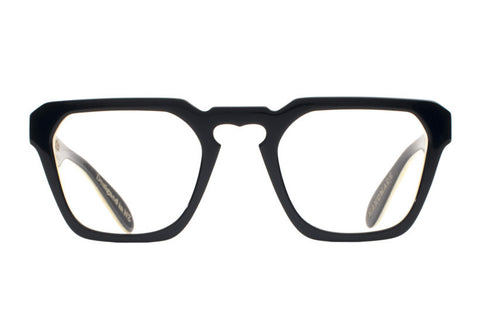 Lager - Black / Bone Limited Edition Optic - AgeEyewear
