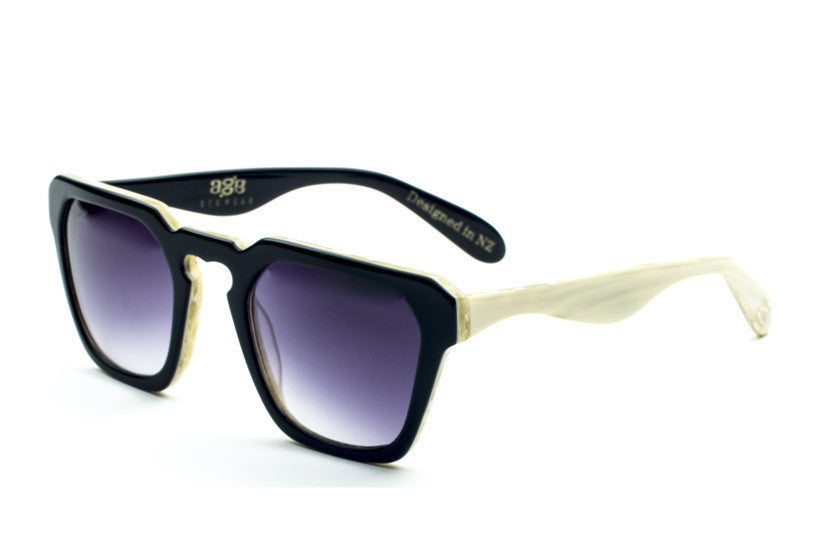 Lager - Black / Bone Limited Edition - AgeEyewear