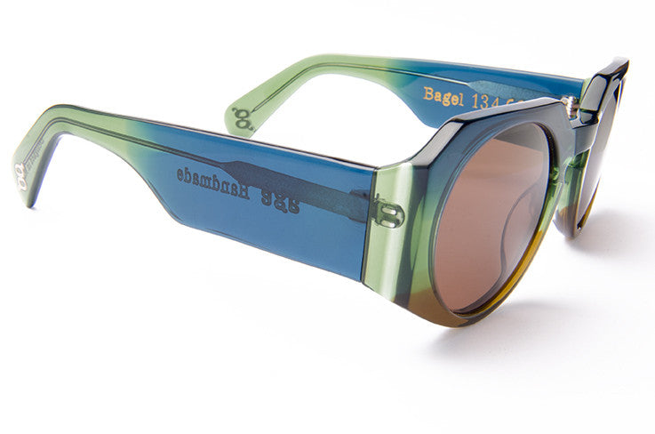 Bagel - Green/Blue fade - AgeEyewear