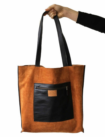 Stowage - Brown w Black