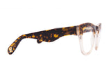 Yager - Brown Tort Crystal Optic - AgeEyewear