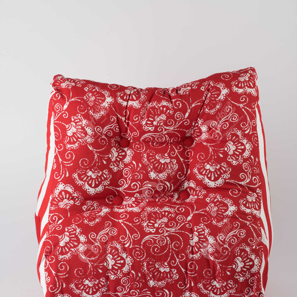 Back Rest Cushion - Viva Red