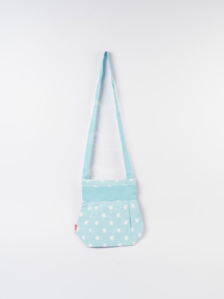 Fancy Bag Long Handle - Star Blue