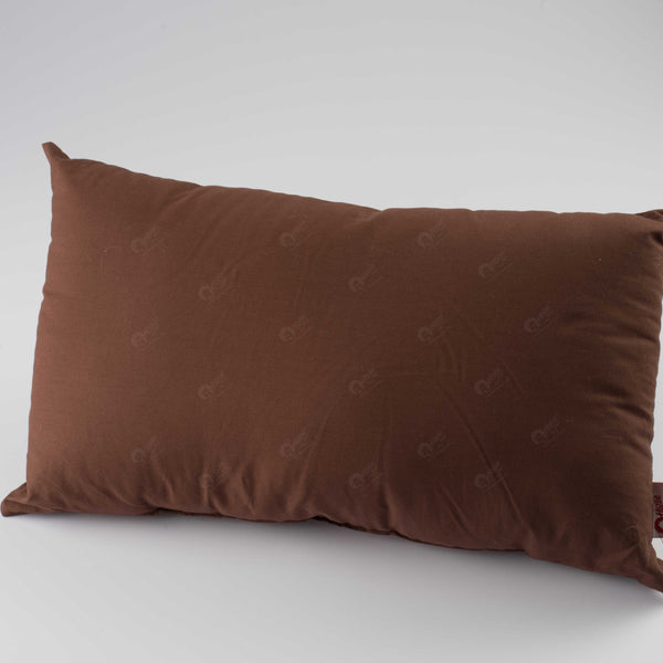 Pillow - Solid Choco