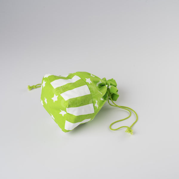 Gift Bag - Star Green