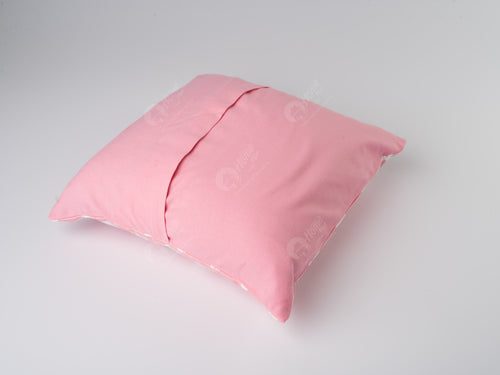 Cushion Cover - Heart Pro Pink
