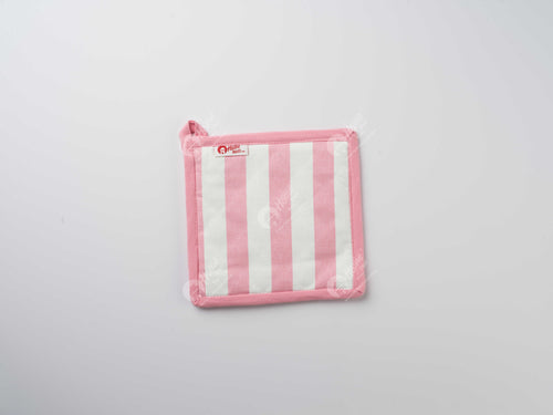Pot Holder - Polka Dot Pink