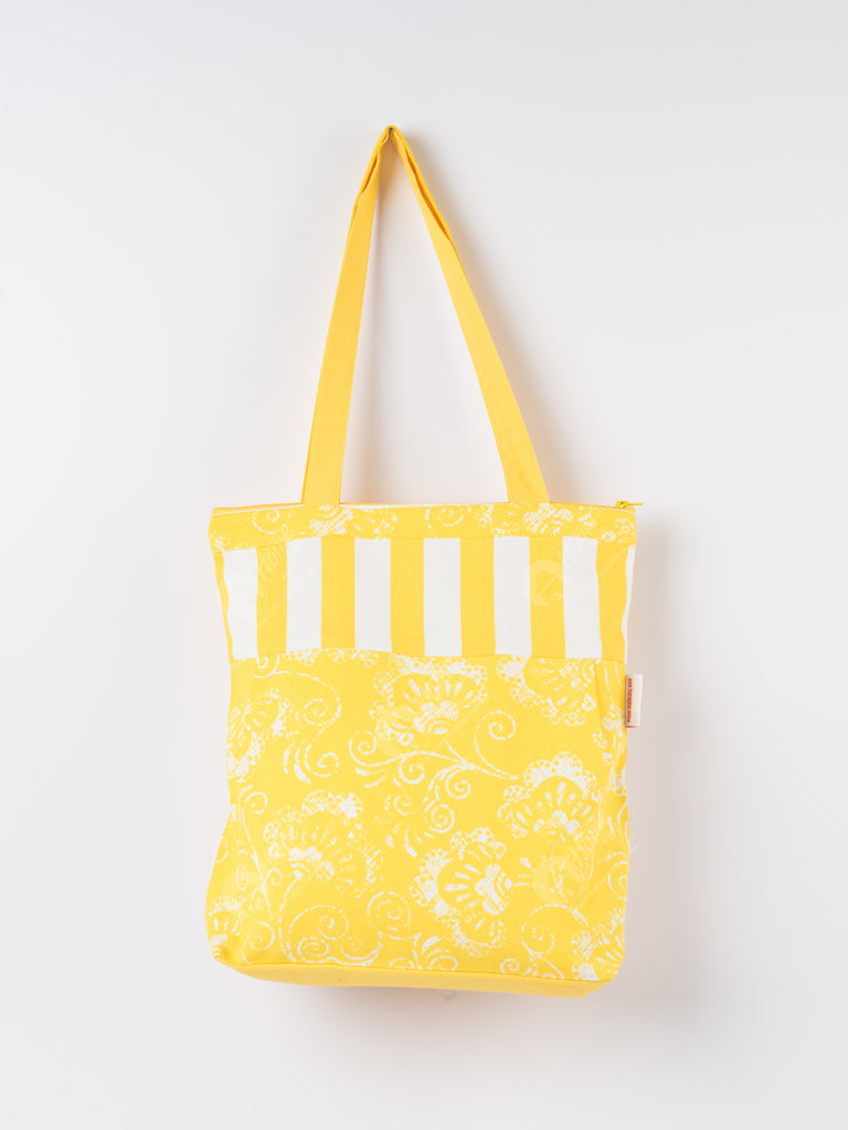 Shopping Bag - Viva Yellow