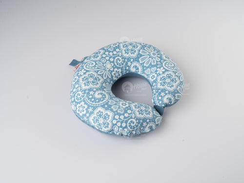 Neck Pillow - Lace AF Blue