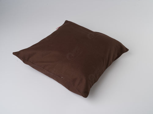 Cushion Cover - Solid Choco