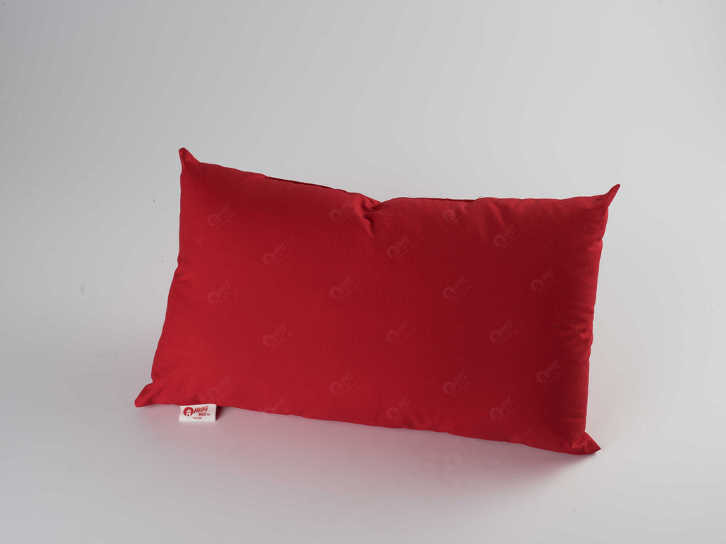 Pillow - Solid Red
