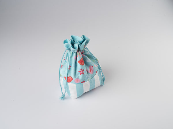 Gift Bag - Birds & Flowers