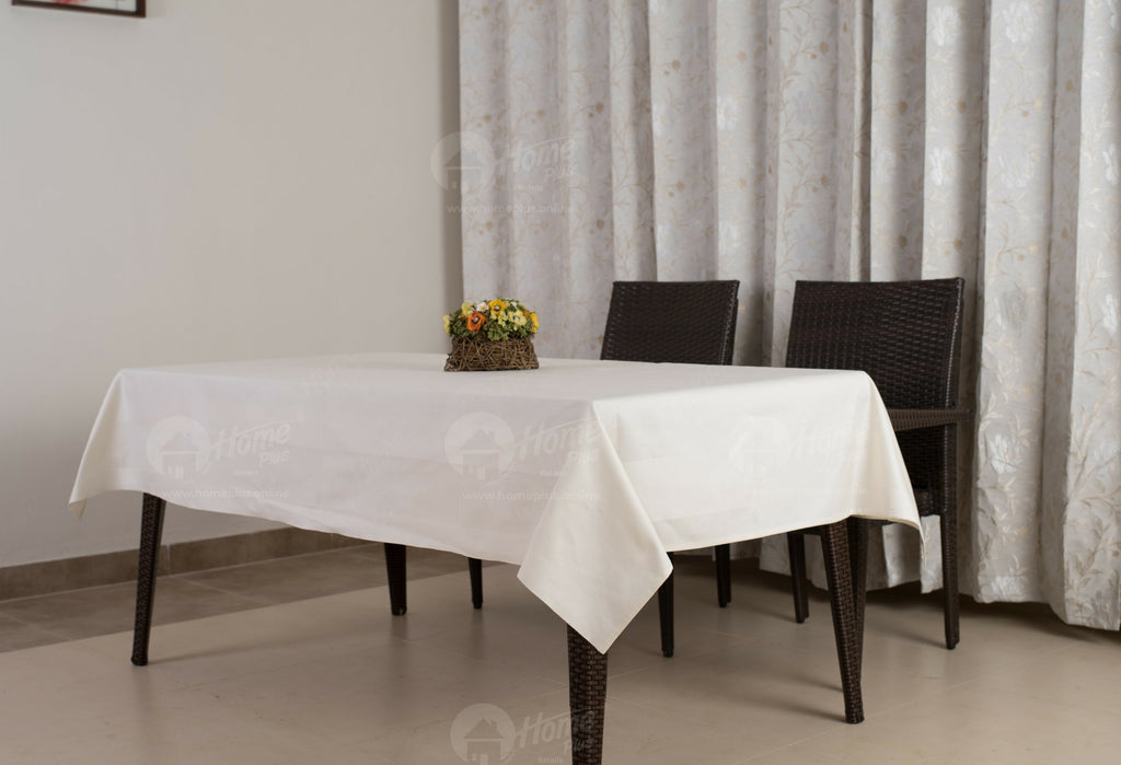 Table Cloth - Solid White