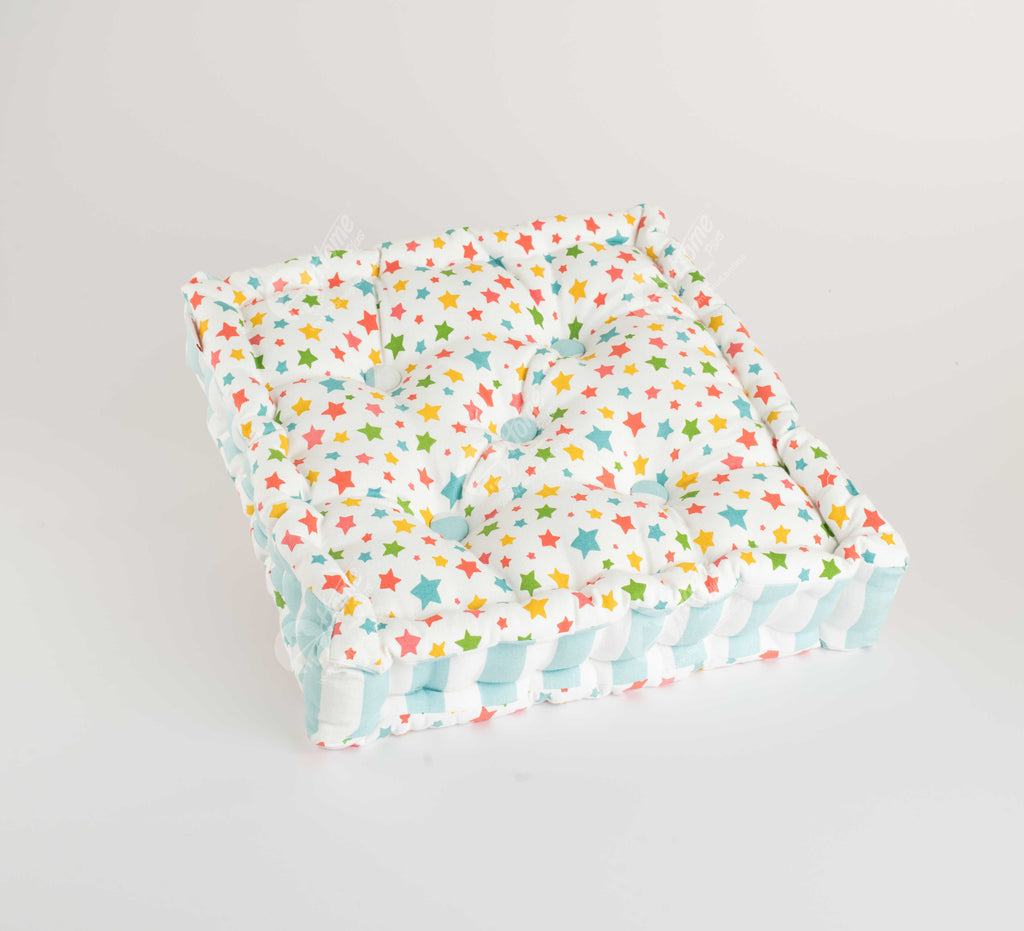 Floor Cushion - Multi Star