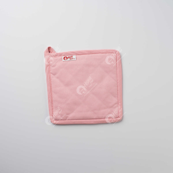 Pot Holder - Heart pro Pink