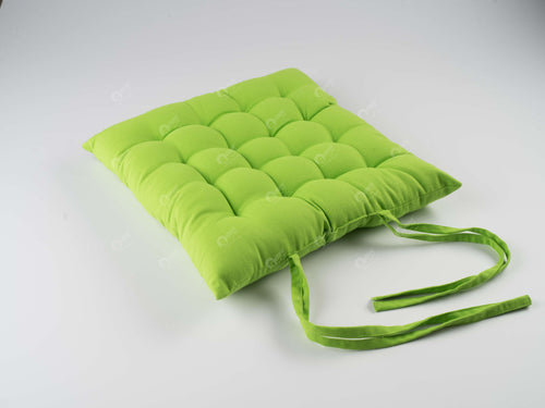 Chair Pad - Solid Green