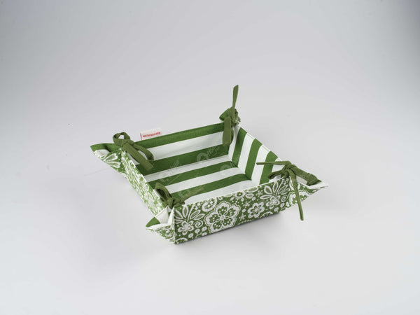 Bread Basket - Lace Dark Olive