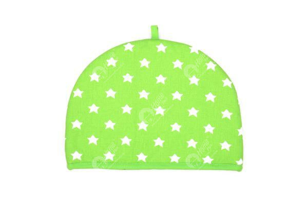 Tea Cozy - Star Green