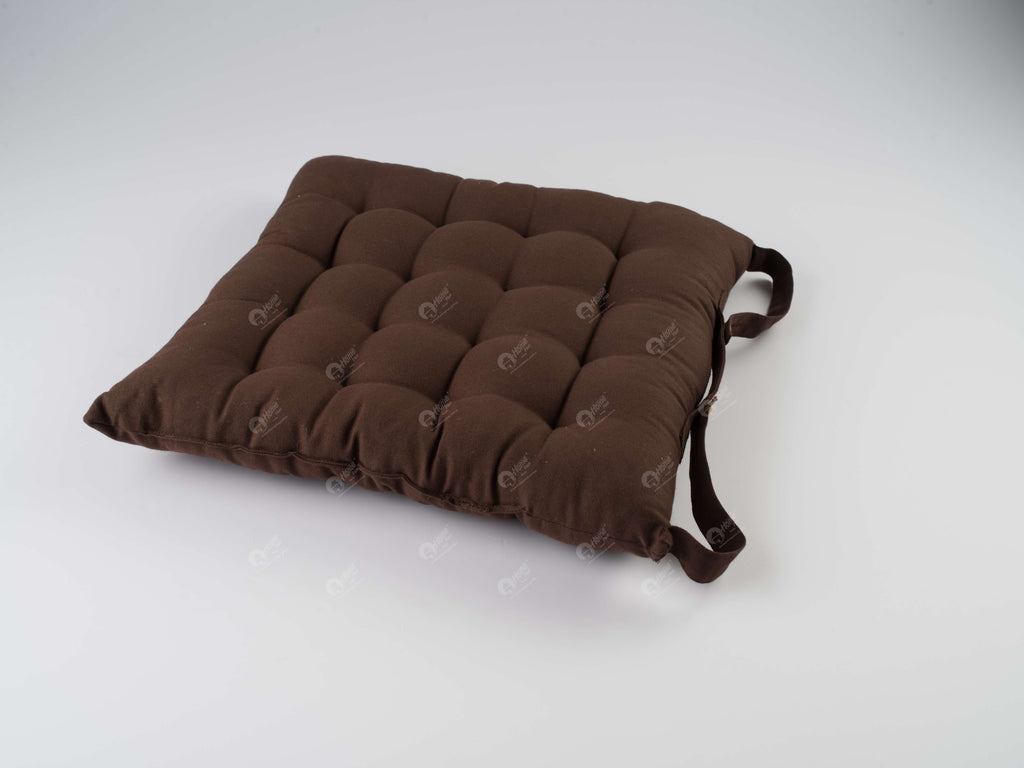 Chair Pad - Solid Choco