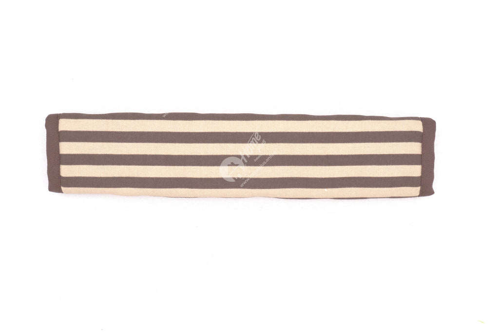 Fridge Handle - Thin Stripe Choco