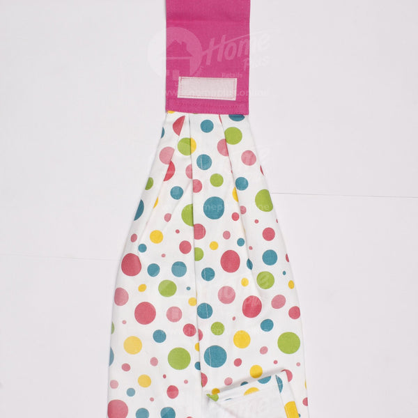 Wash Towel - Multi Polka