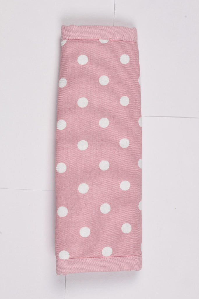 Fridge Handle - Polka Dot Pink