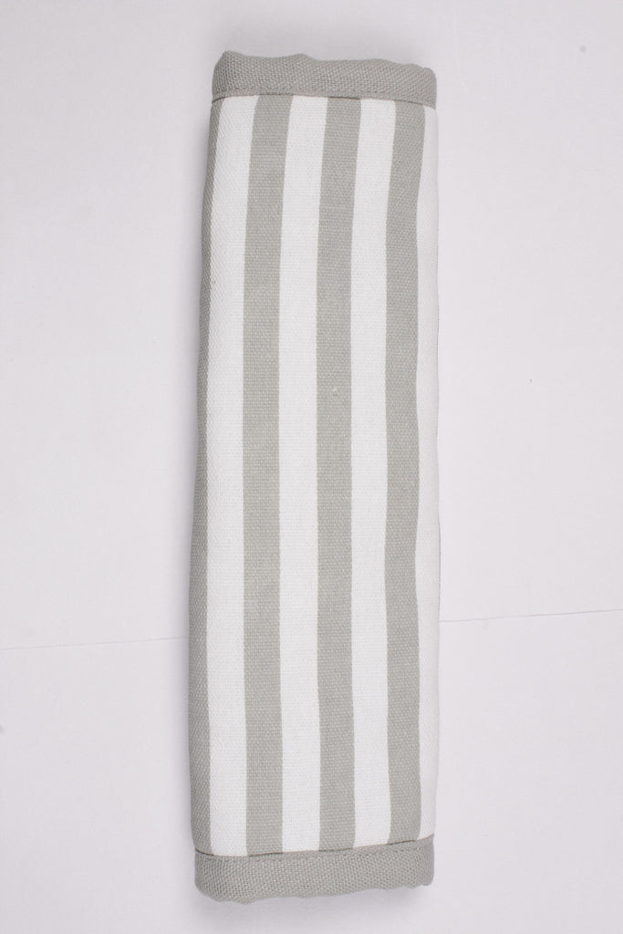 Fridge Handle - Thin Stripe Grey